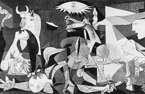 Гражданская война в Испании и Вторая мировая война. Работы военного времени