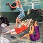 Пабло Пикассо. Купальщицы. 1918