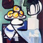 Пабло Пикассо. Натюрморт — бюст, чаша и палитра. 1932