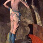 Пабло Пикассо. Актер. 1904