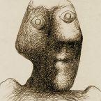 Пабло Пикассо. Автопортрет. 3 июля 1972