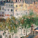 Пабло Пикассо. Бульвар Клиши. 1901 ($1,7 млн)