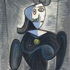 Пабло Пикассо. Бюст женщины (Дора Маар). 1941