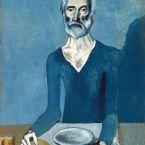 Пабло Пикассо. Аскет. 1903