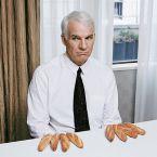 Пикассо, руки-хлеб. Ремейки знаменитой фотографии Робера Дуано