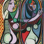 Пабло Пикассо. Девушка перед зеркалом. 1932
