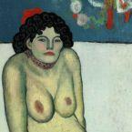 Пабло Пикассо. Певица кабаре. 1901 ($67,45 млн)