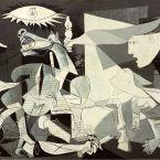 Пабло Пикассо. Герника. 1937