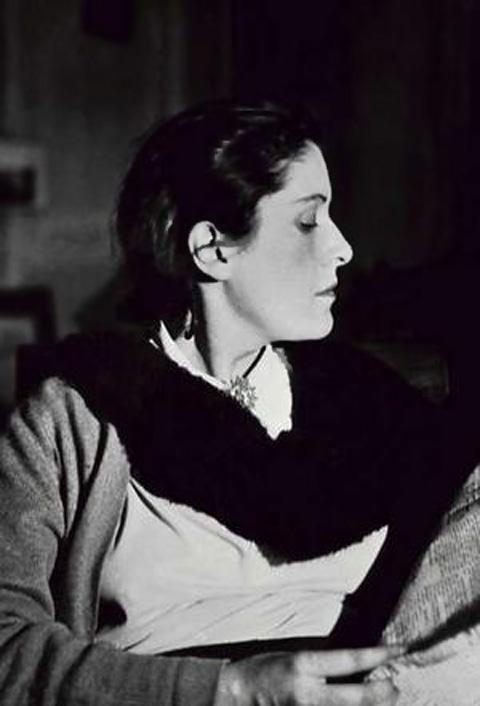 Дора Маар. Фото, ок. 1937