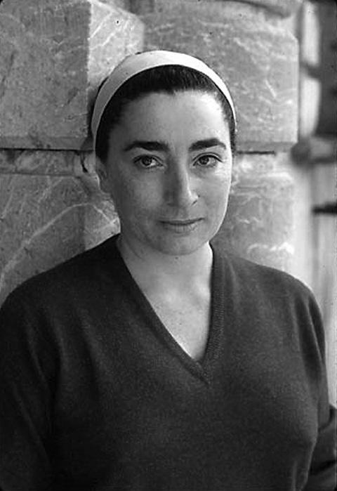 Жаклин Рок. Фото, 1950-е