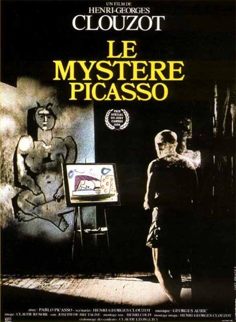 Фильм Тайна Пикассо, 1956
