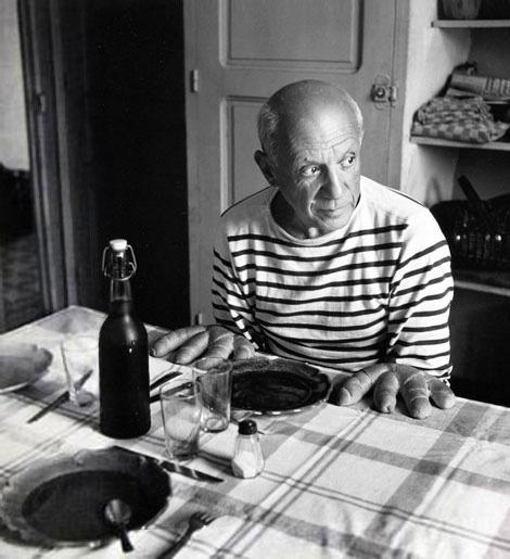 1952 - Пикассо 70 лет