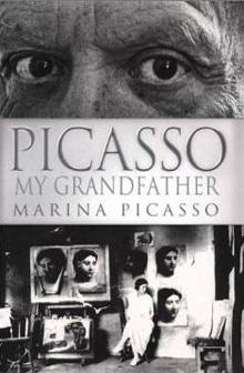 Книга Дедушка Марины Пикассо на английском