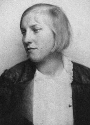 Мария-Тереза Вальтер. Фото, ок. 1928