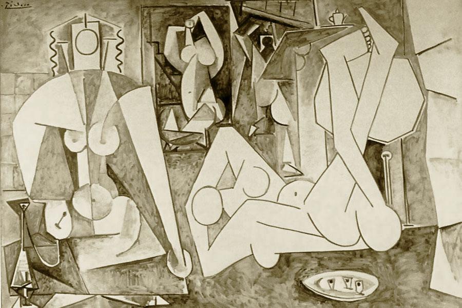 Картина Пабло Пикассо. Алжирские женщины, версия M (13). 11 февраля 1955 ($11,0 млн)