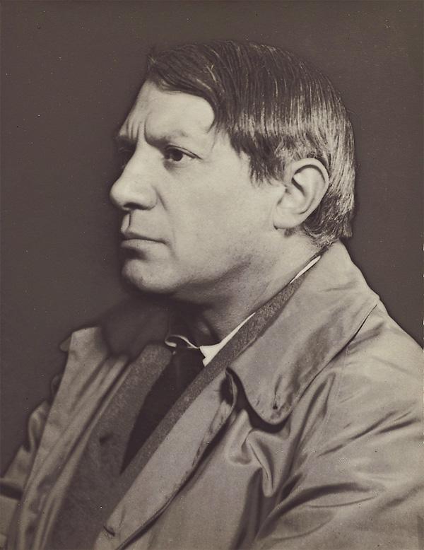 Пикассо, Париж, 1933. Ман Рэй, фото 3