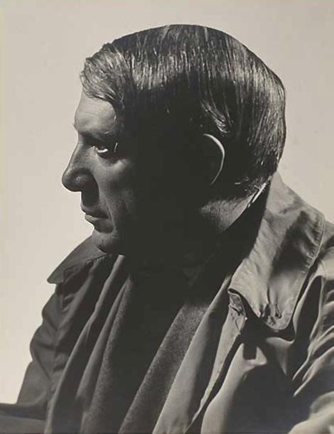 Пикассо, Париж, 1933. Ман Рэй, фото 2