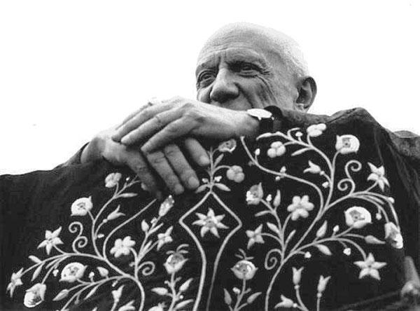 Пикассо — председатель корриды, Фрежюс, 1962. Фото 1, Люсьен Клерг