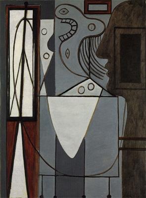 picasso autoportrait 1929