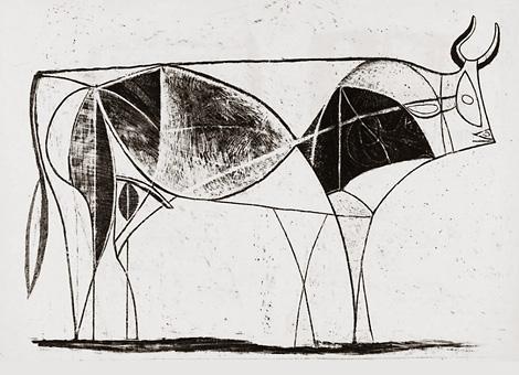 Во время Второй мировой войны Пикассо не эмигрировал, он работал в Париже.