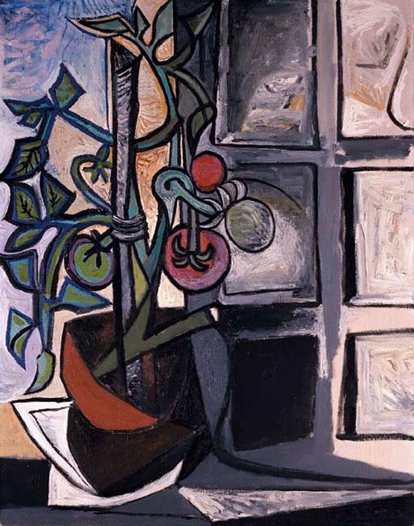 Картина Пабло Пикассо. Томаты. 10 августа 1944 ($13,3 млн)