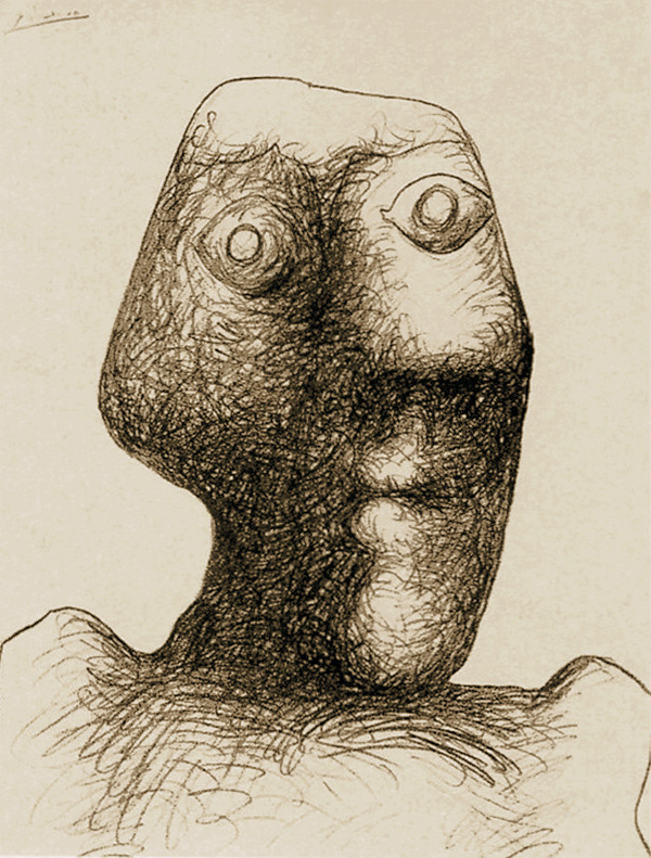 Пабло Пикассо Автопортреты