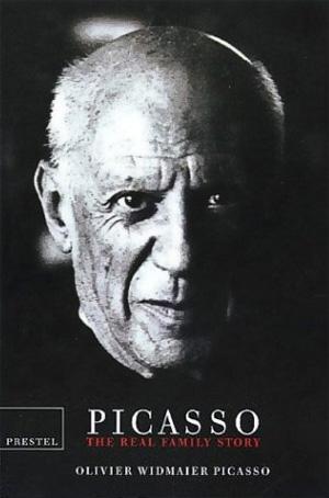 Книга Пикассо Реальная история семьи Автор Оливер Видмайер Пикассо