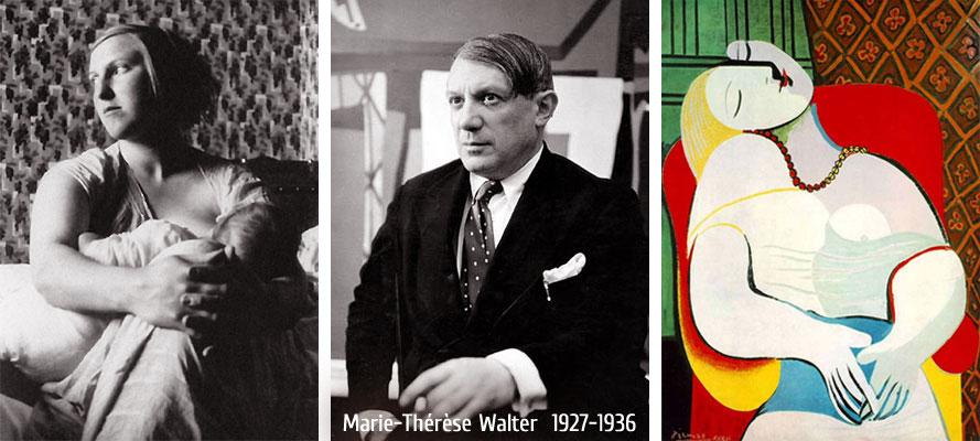 Мари-Терез Вальтер (1927-1936)