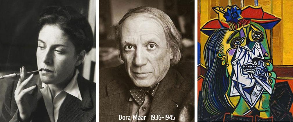 Дора Маар 1936-1945