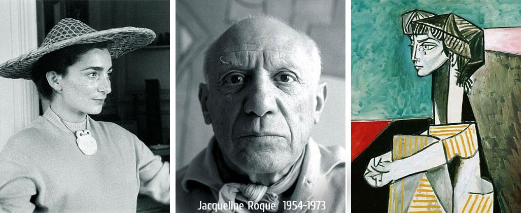 Жаклин Рок 1954-1973