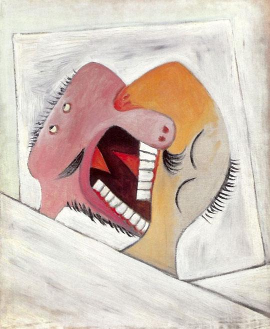 Pablo-Picasso_Le-baiser_1931_2