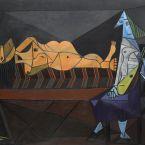 Искусство на войне, Франция, 1938–1947: от Пикассо до Дюбюффе