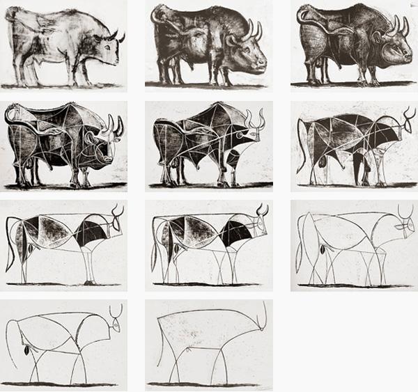 Pablo-Picasso_Bull_1945_1946