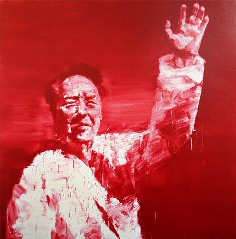 Yan-Pei-Ming_Mao