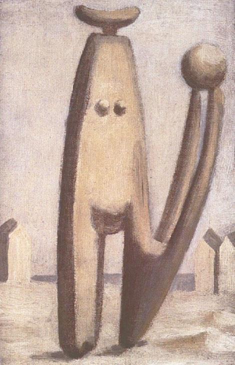 Картина Пабло Пикассо. Купальщица с мячом. 1929