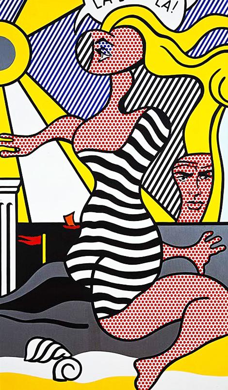 Roy-Lichtenstein_La-La-La_1977