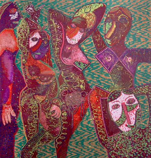 Энрико Бай, Авиньонские девицы, после Пикассо