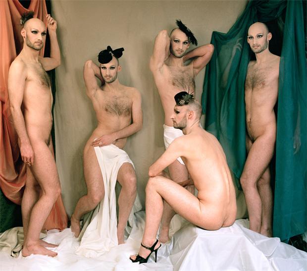 James Kinser, Авиньонские девицы, после Пикассо, 2012