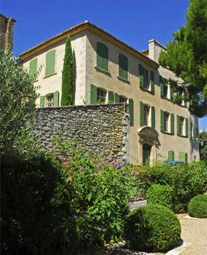Дом Доры Маар в Менербе, который ей подарил Пикассо