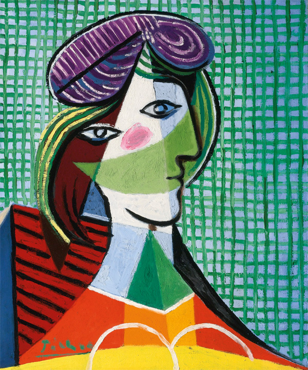 Pablo Picasso, Tetede femme - Пабло Пикассо, Голова женщины - 1935 - $39,9 млн