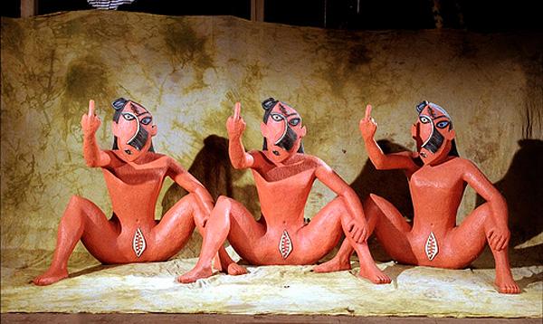 Авиньонские девицы Пабло Пикассо и ремейки на знаменитую картину