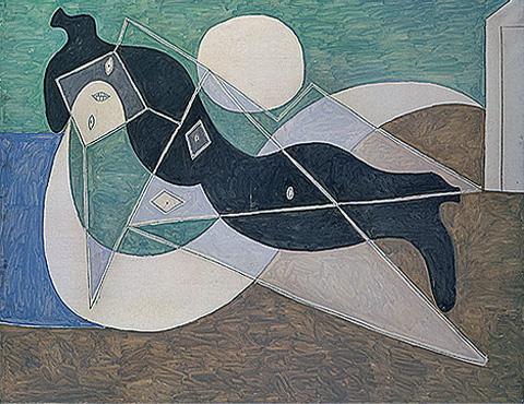 Pablo-Picasso_Femme-etendue-sur-la-plage_1932_2_25.03.1932