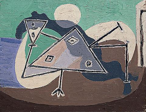 Pablo-Picasso_Femme-etendue-sur-la-plage_1932_5_26.03.1932