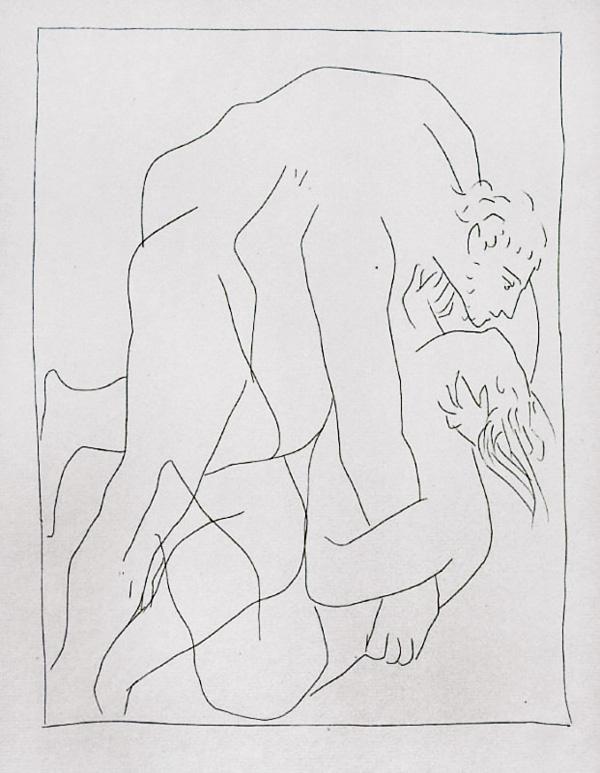 144-145_Lutte-entre-Teree-et-sa-belle-sœur-Philomele_Pablo-Picasso_Les-Metamorphoses-by-Ovid