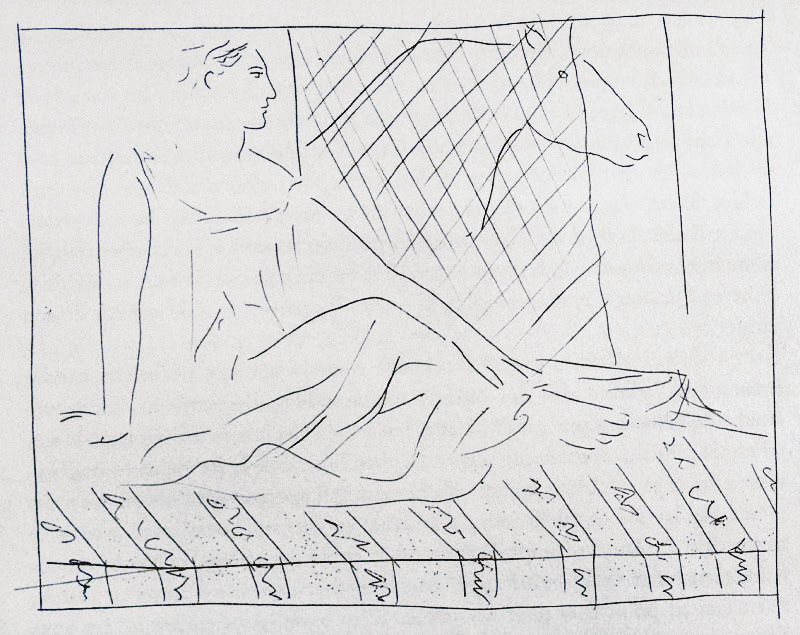 263_Femme-assise-et-cheval_Picasso_Les-Metamorphoses-by-Ovid