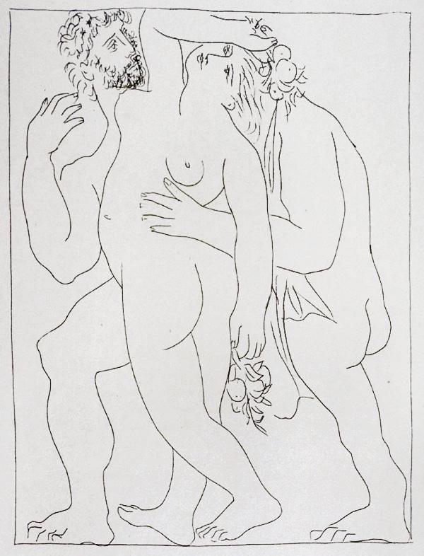 356-357_Vertumne-pursuit-Pomone-de-son-amour_Pablo-Picasso_Les-Metamorphoses-by-Ovid