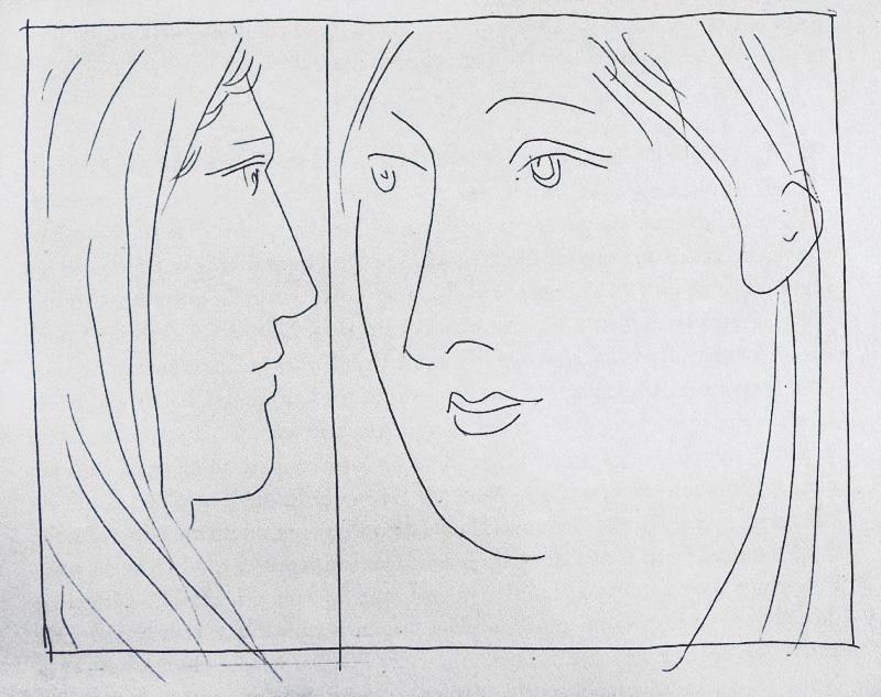 371_Deux-tetes-de-femmes_Picasso_Les-Metamorphoses-by-Ovid