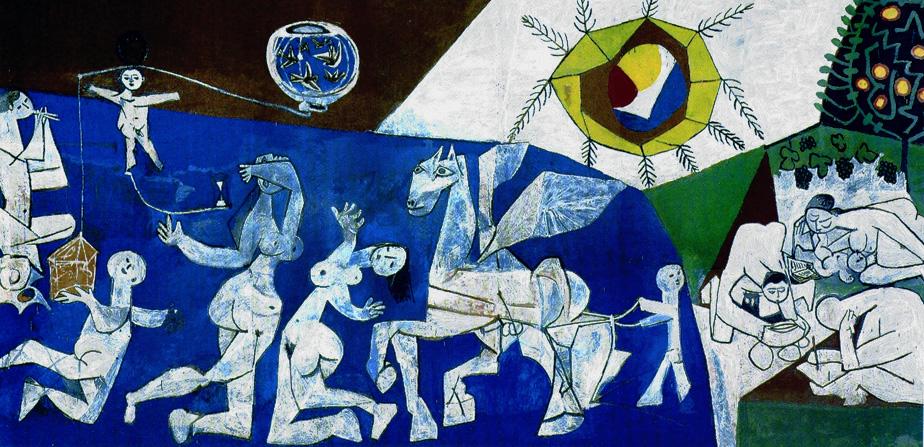 Pablo-Picasso_La-Guerre-et-la-Paix_1952_Panneau-de-la-Paix.jpg