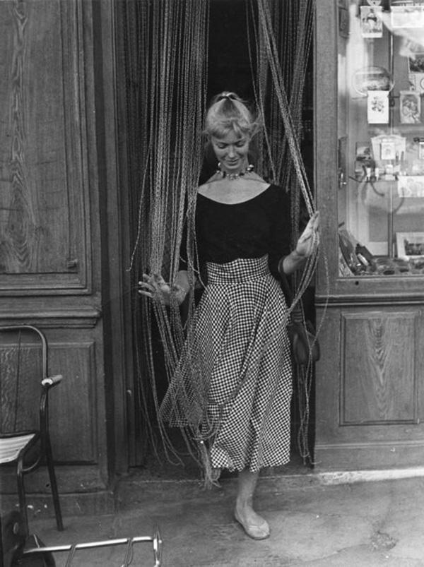 Сильветт Давид, модель Пикассо, Валлорис, 1954. Эдвард Куинн, фото 3