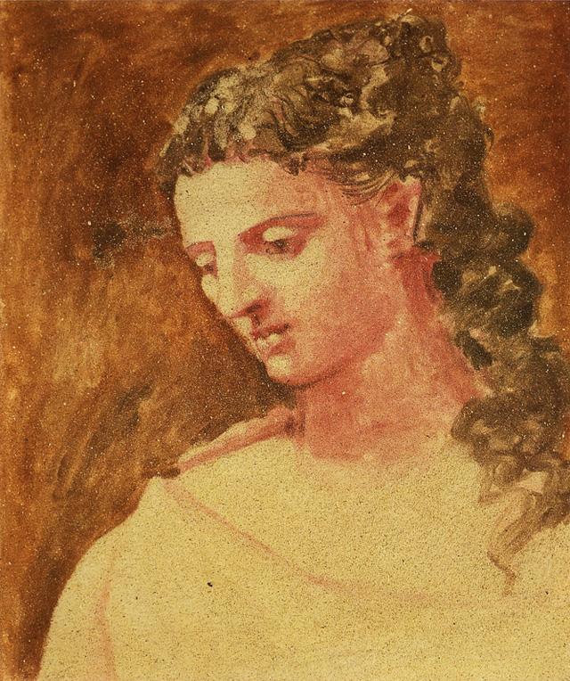 Картина Пабло Пикассо. Портрет Сары Мерфи. 1923